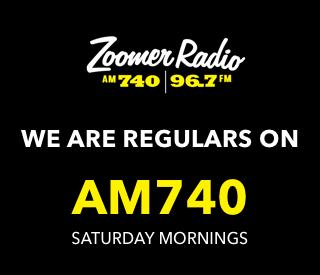 We are regulars on radio