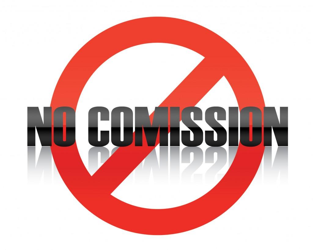 Commission Sales? No Way!