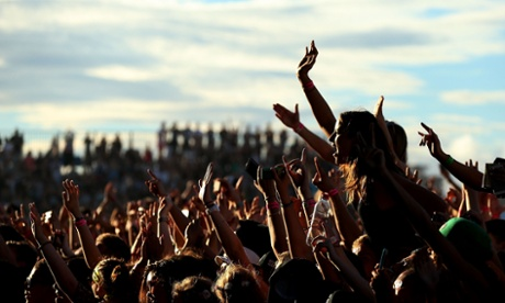 Music Festivals and Hearing Protection