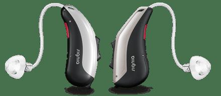 Signia NX hearing aid