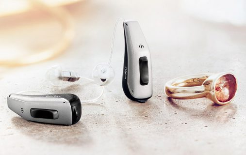 Signia Pure 13 Nx Hearing Aid