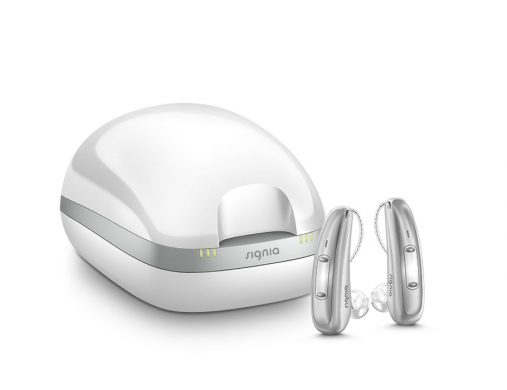 Signia Pure Charge&Go X Hearing Aid