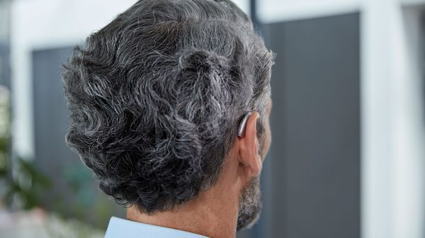 Signia pure 312 x hearing aid