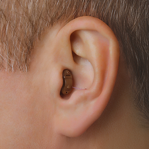 Starkey Completely-In-Canal (CIC) Hearing Aid