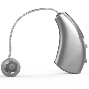 Starkey Hearing & Activity Tracking Receiver in Canal (RIC) Hearing Aid