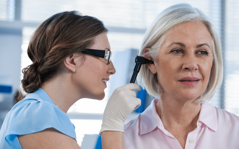 hearing aid clinic in Toronto